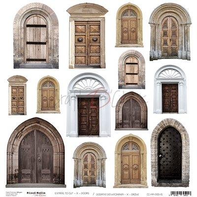Doors - element sheet