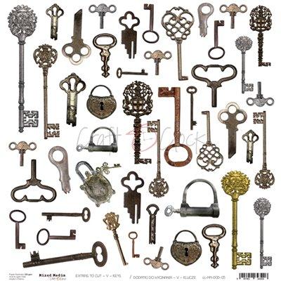 Keys - element sheet