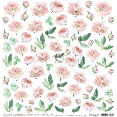 Flowers - XX element sheet
