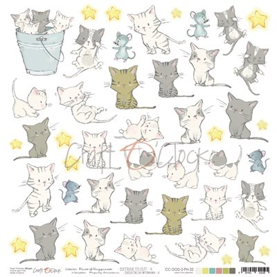 Paws of Happiness - element sheet des.2
