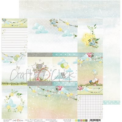 Paws of Happiness - element sheet - cards