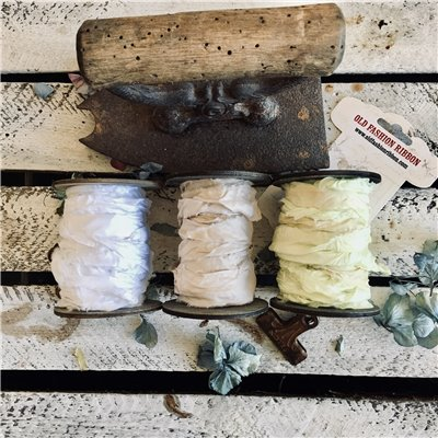Satin ribbon collection des.10 (3 pcs)