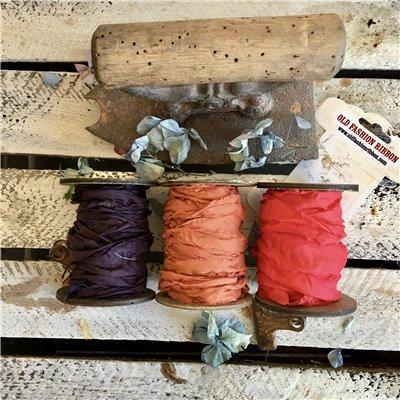 Satin ribbon collection des.11 (3 pcs)