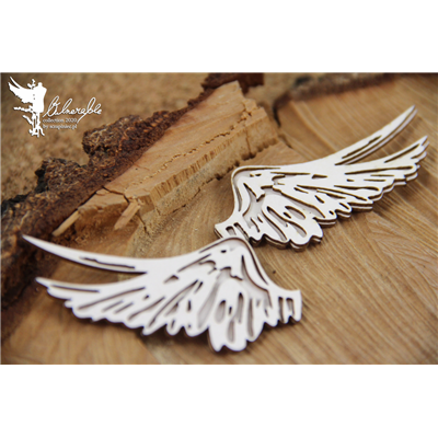Vulnerable - Small wings set