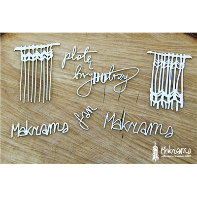 Makrama - set 05