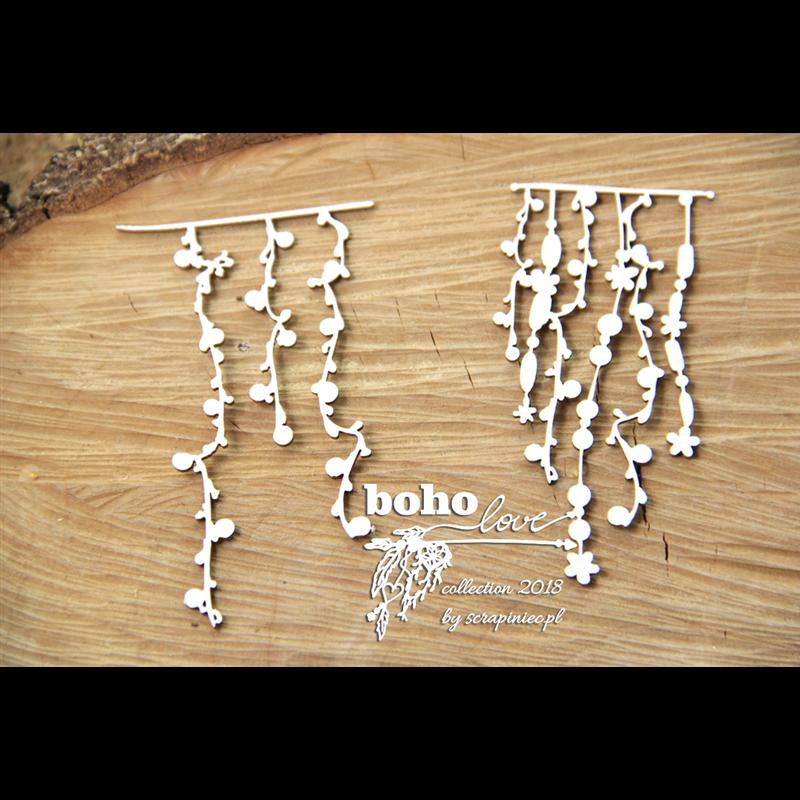 Boho Love - small garlands 01