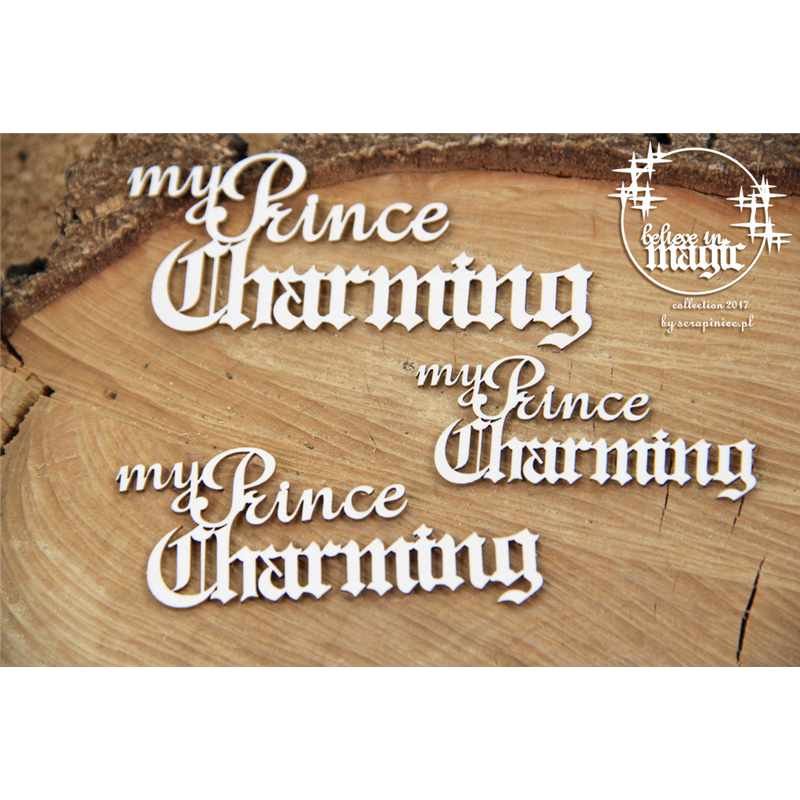 Believe in Magic - My Prince Charming