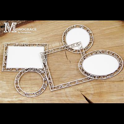 Monograce - 5 frames