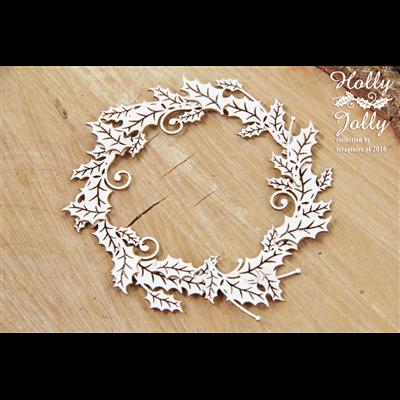 Holly Jolly -big wreath