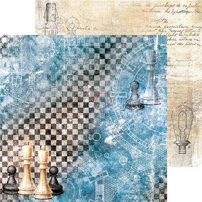 Age Of Gentleman - paper set 20,3 x 20,3 cm