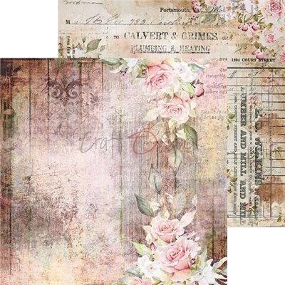 Vintage Treasure - papírkészlet 15,25 x 15,25 cm
