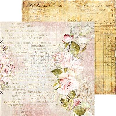 Vintage Treasure - paper set 20,3 x 20,3 cm