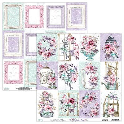 12 x 12 Paper Set - Graceful