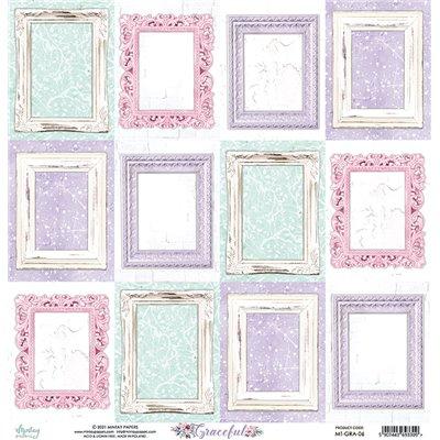 6 x 6  Paper Pad - Graceful