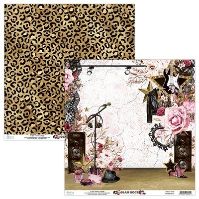 12 x 12 Paper Set - Glam Rock