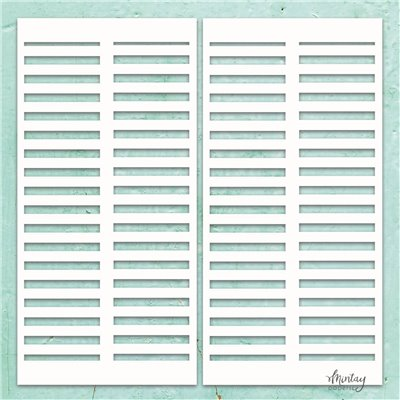 Mintay Chippies - Decor - Shutters