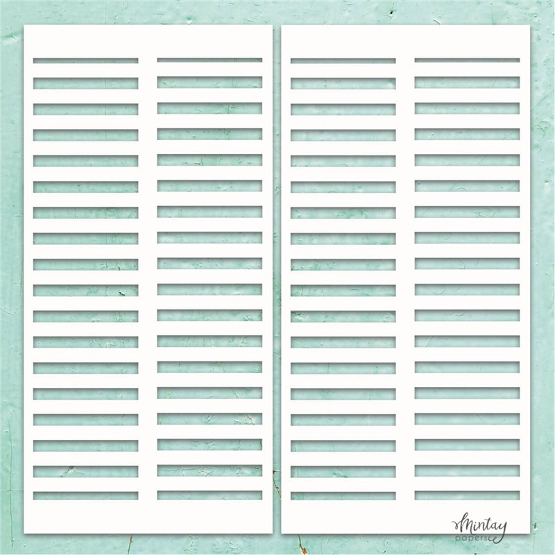 Mintay Chippies - Decor -Shutters
