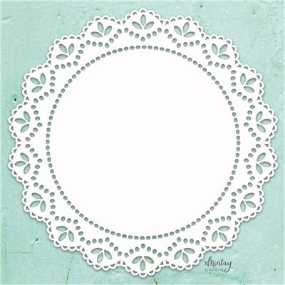 Mintay Chippies - Decor - Doily